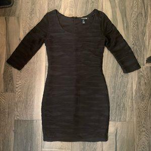 💗 5 for $25 Forever 21 black dress